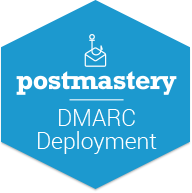 Postmastery dmarc deployment