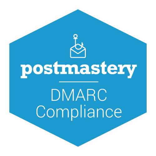 Postmastery dmarc compliance