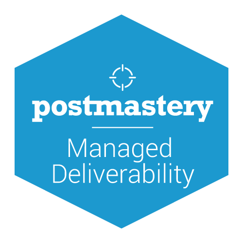 Postmastery managed deliverability