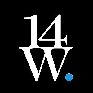 14 west logo