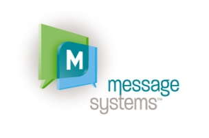 message systems logo