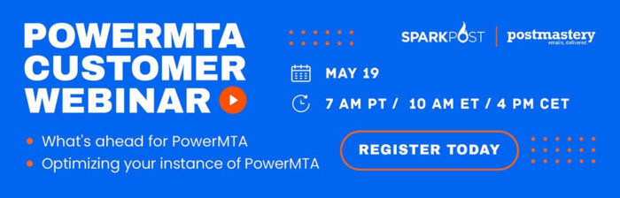PowerMTA by Sparkpost